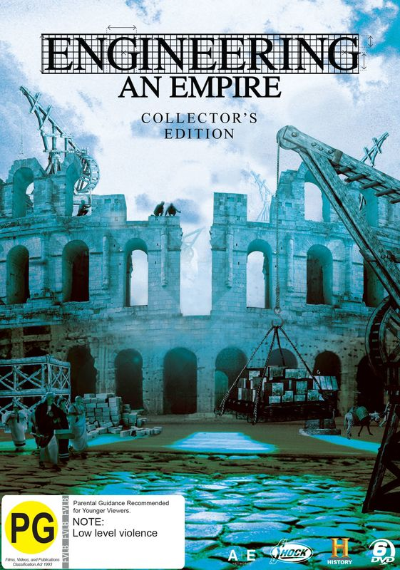 Engineering An Empire on DVD