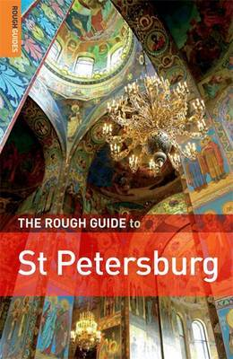 The Rough Guide to St Petersburg by Dan Richardson image