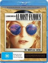 Almost Famous - The 'Bootleg' Edition: Extended Edition on Blu-ray