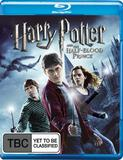 Harry Potter and the Half-Blood Prince (2 Disc Set) + free Digital Copy on Blu-ray