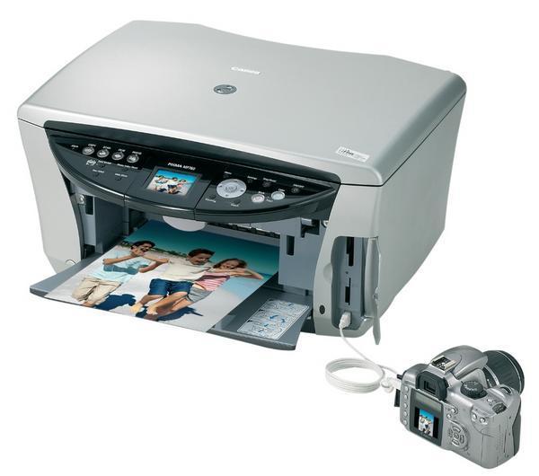 Canon Printer PIXMA Multifunction Unit MP760