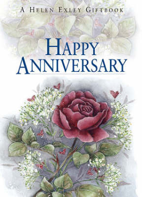 Happy Anniversary by Helen Exley