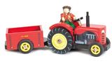 Le Toy Van: Budkins - Bertie's Tractor