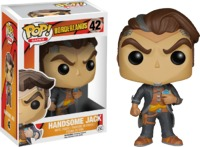 Borderlands - Handsome Jack Pop! Vinyl Figure