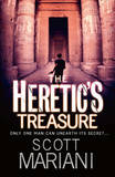 The Heretic's Treasure by Scott Mariani