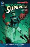 Supergirl Volume 3: Sanctuary TP (The New 52) by Mike Johnson
