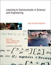 Learning to Communicate in Science and Engineering by Mya Poe image