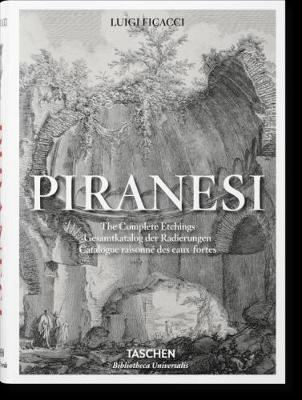 Piranesi. The Complete Etchings by Luigi Ficacci image
