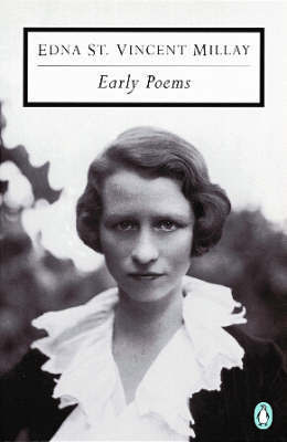 Early Poems by Edna St.Vincent Millay image