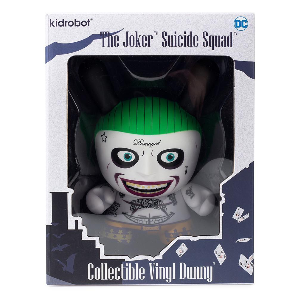 "Kidrobot: Joker (Suicide Squad) - 5"" Dunny Vinyl Figure image"