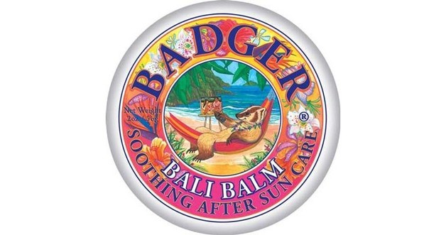 Badger Bali Balm Aftersun Tin (56g)