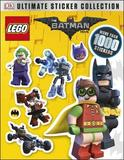 The LEGO (R) BATMAN MOVIE Ultimate Sticker Collection by DK