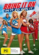 Bring It On - In It To Win It on DVD