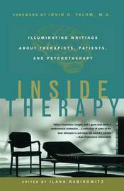Inside Therapy by Irvin D Yalom