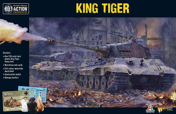 German King Tiger