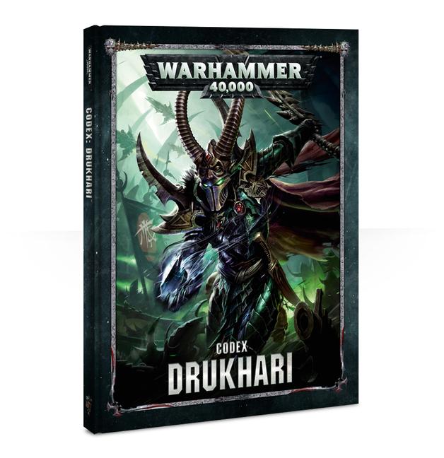 Warhammer 40,000 Codex: Drukhari