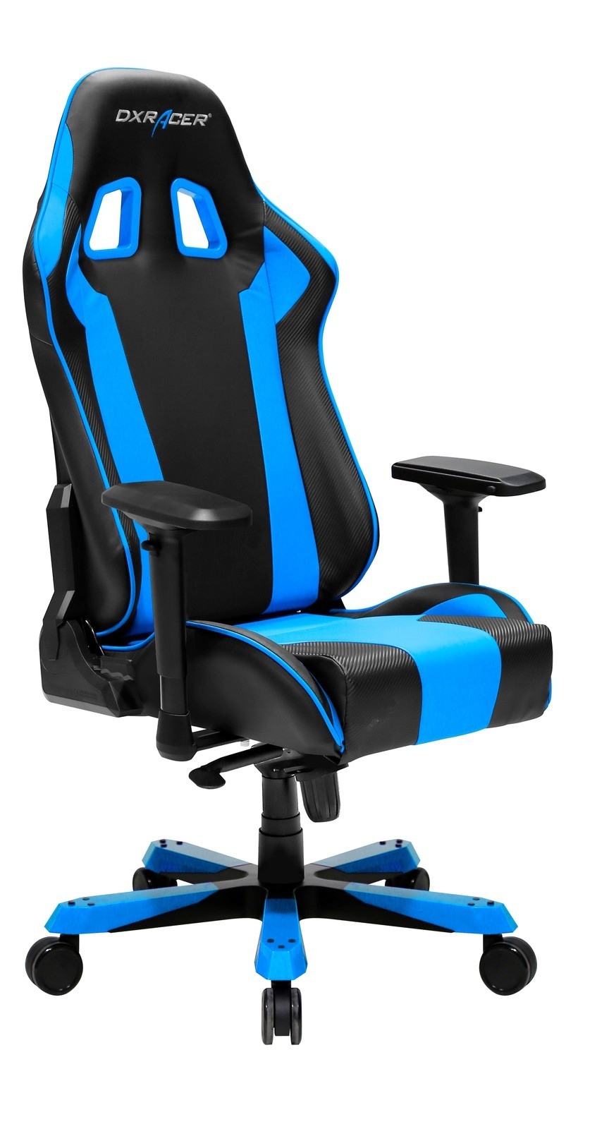 DXRacer King Series KS06 (Black & Blue) for  image