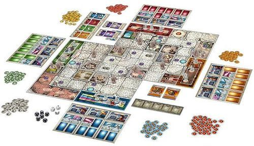 Arcadia Quest - Board Game image