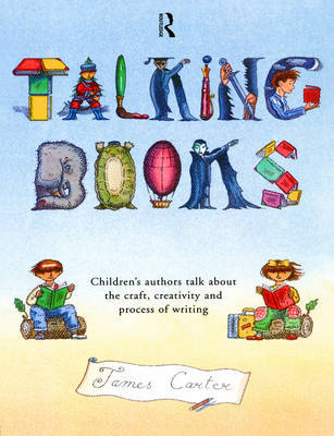 Talking Books by James Carter image