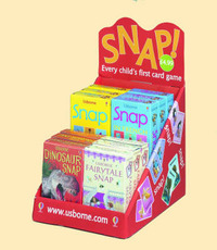 Usborne Snap Cards: 12-copy Counterpack image