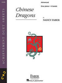 Chinese Dragons by Nancy Faber