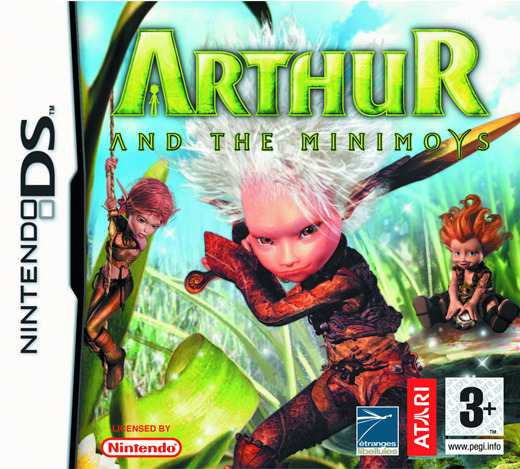 Arthur And The Invisibles for Nintendo DS