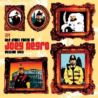 The Many Faces Of Joey Negro Vol 2 (2CD) by Various