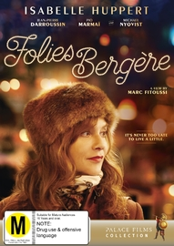 Folies Bergere on DVD