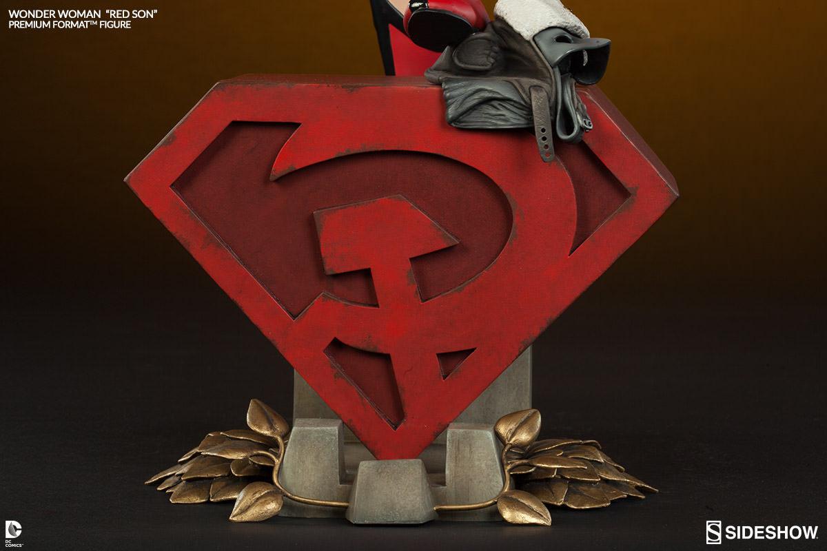 Wonder Woman - Red Son Premium Format Figure image