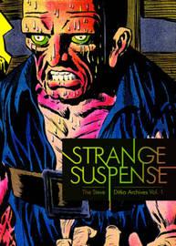 Strange Suspense by Blake Bell image