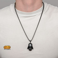 Star Wars Darth Vader Pendant Necklace image