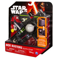 Star Wars: Box Busters Death Star Super Playset