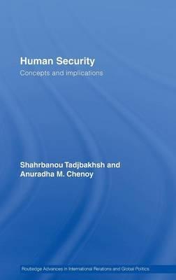 Human Security by Shahrbanou Tadjbakhsh image