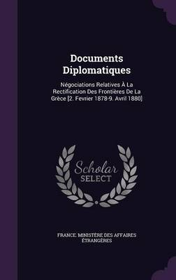Documents Diplomatiques image