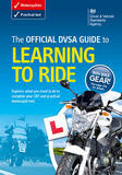 The official DVSA guide to learning to ride by Driving Standards Agency