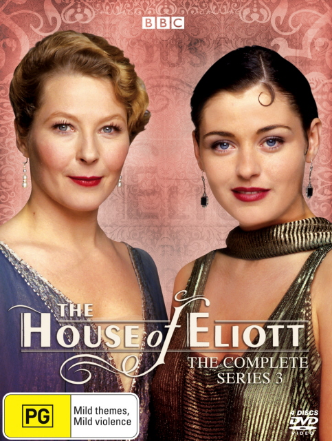 House Of Eliott, The - Complete Series 3 (4 Disc Box Set) on DVD image