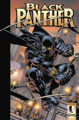 Black Panther: Enemy Of The State Tpb by Christopher Priest