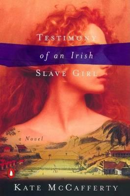 Testimony of an Irish Slave Gi by Kate McCafferty