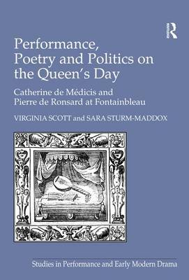 Performance, Poetry and Politics on the Queen's Day by Virginia Scott