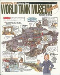 World Tank Museum Illustrated Collector Book by Morinaga Yoh image