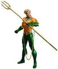 Justice League - New DC 52 Aquaman Action Figure