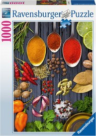 Ravensburger : Herbs and Spices Puzzle (1000 Pcs)