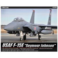 "Academy 1/48 F-15E ""Seymour Johnson"" Scale Model Kit"
