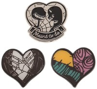 Nightmare Before Christmas - Lapel Pin Set