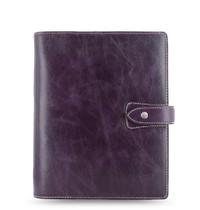 Filofax: Malden A5 Organiser - Purple