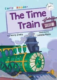 The Time Train by Jenny Jinks