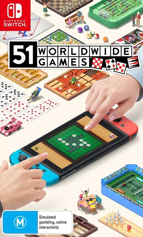 51 Worldwide Games for Switch