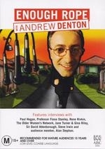 Enough Rope With Andrew Denton on DVD