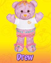 Doodle Bear Airbrush Art - Drew
