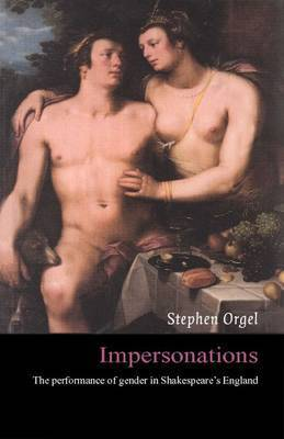 Impersonations by Stephen Orgel